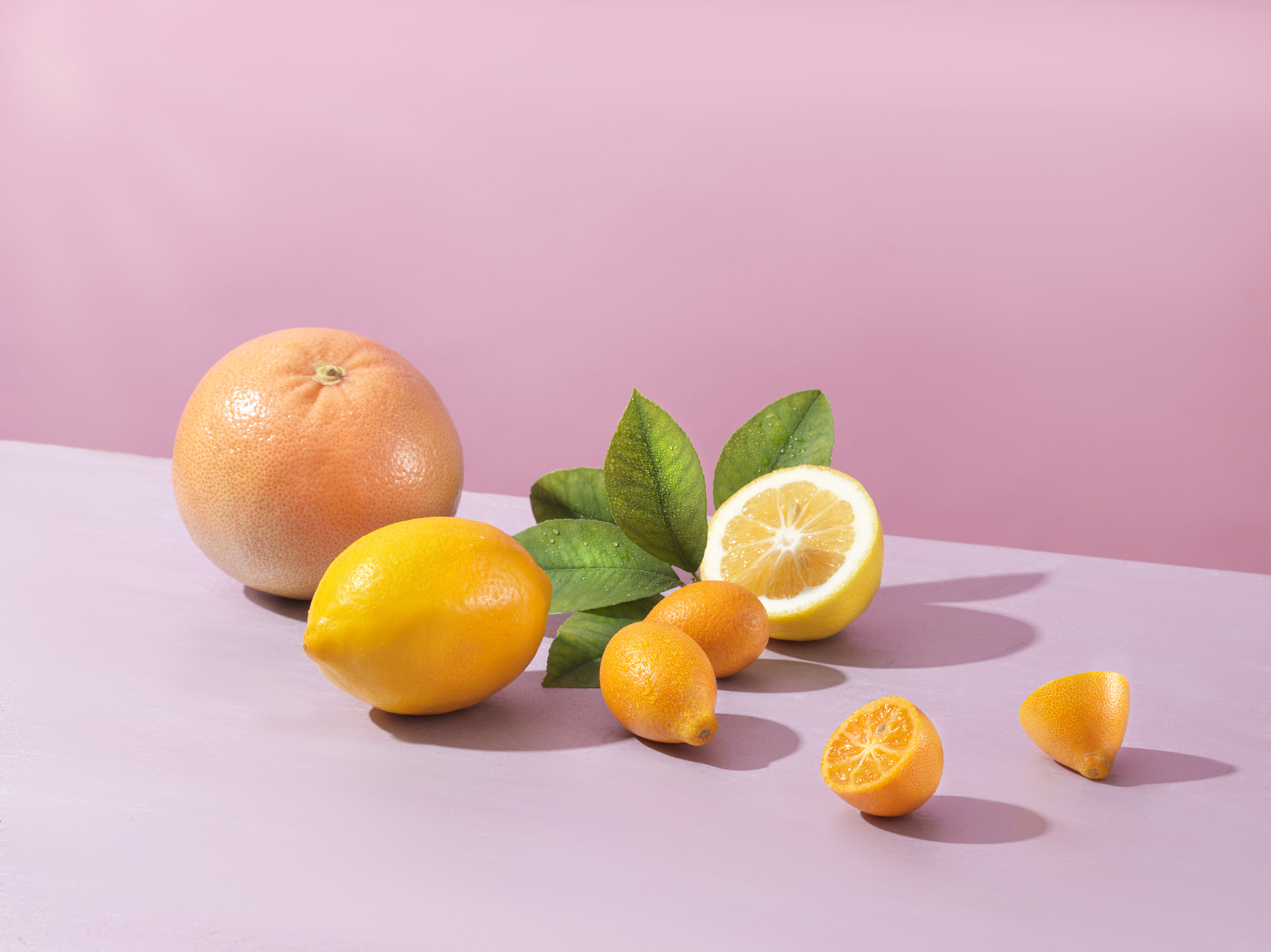 Citrus Still Life | Steve Hansen Images Seattle Food Photographer