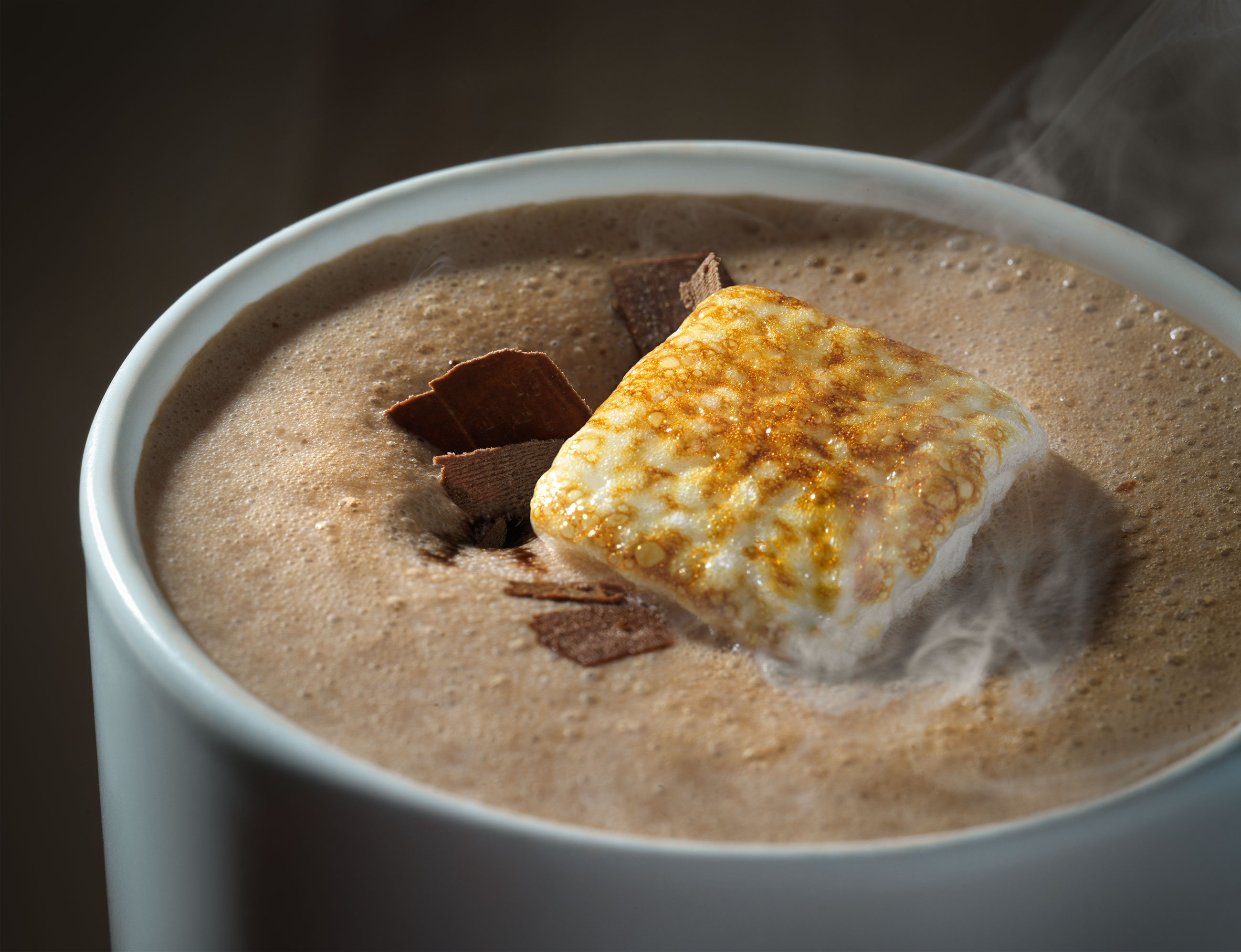 Hot Chocolate | Steve Hansen Images Seattle Food Photographer
