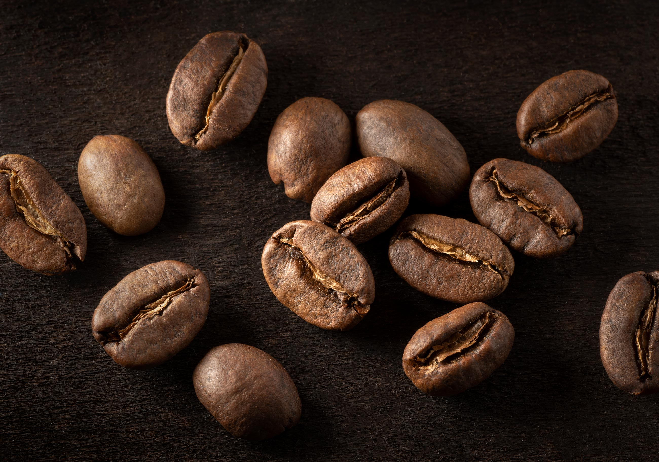 Coffee Beans | Steve Hansen Images Seattle Food Photographer