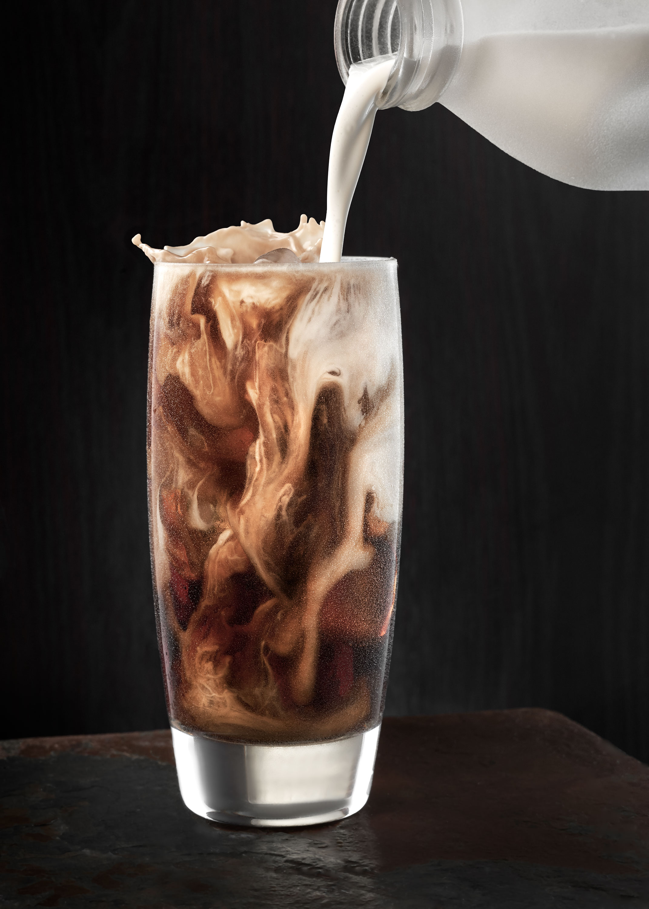 Cold Brew Coffee | Steve Hansen Images Seattle Food Photographer