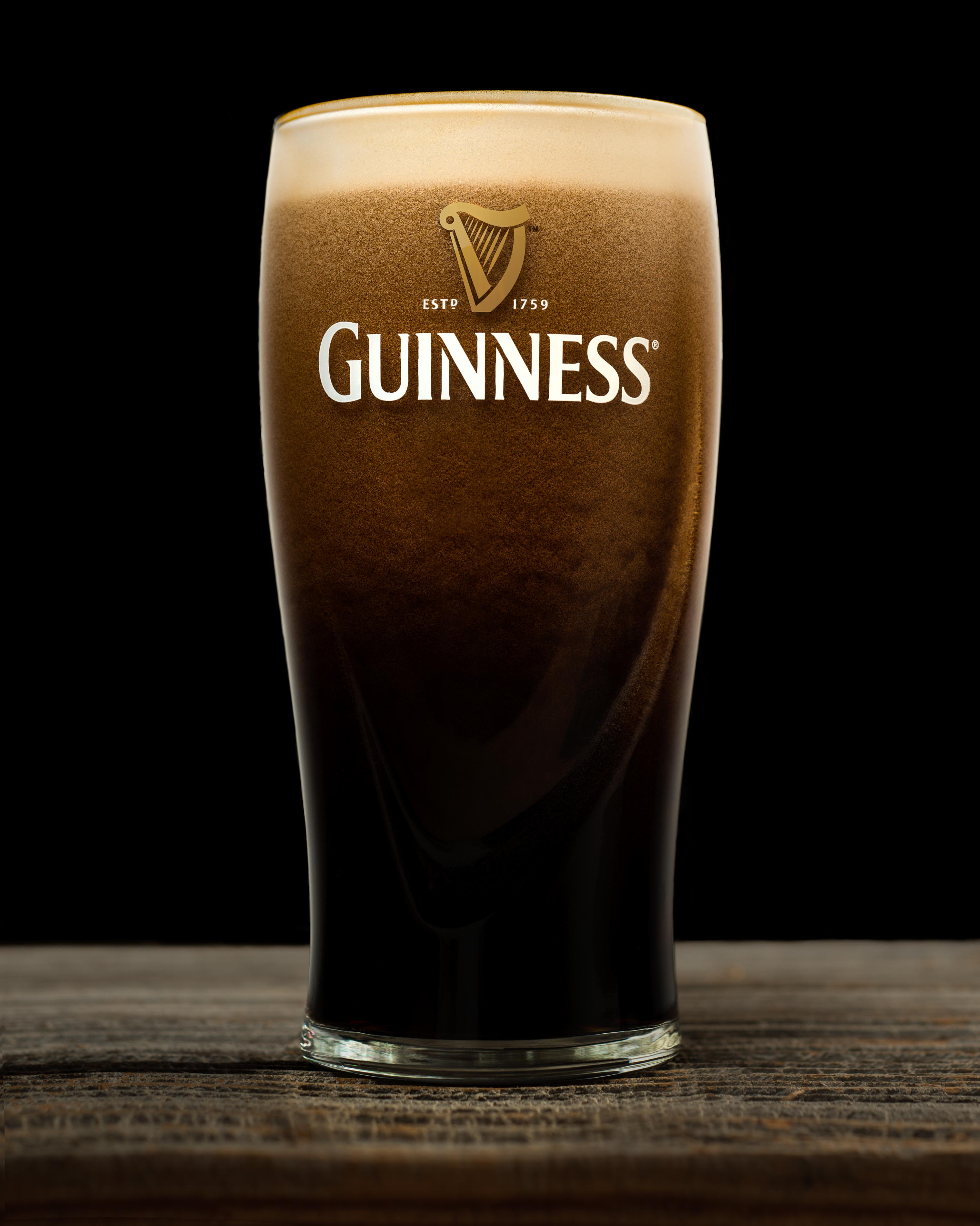 Guiness Beer | Steve Hansen food photography Seattle